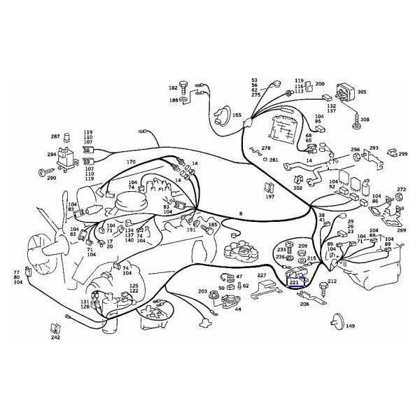 【楽天市場】純正OEM BERU製 ベンツ SLクラス R129 電動ファンレジスター/ファンレギュレーター