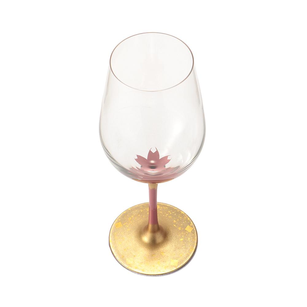 REALJAPANPROJECT RAKUTEN MARKET STORE: 漆畫葡萄酒杯櫻花真實日本項目原始物(國產/日本產/工匠) | 日本樂天市場