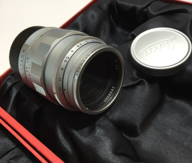 Authentic Unused Leica Mp Set Camera Lhsa Special Edition Other Silver Chrome