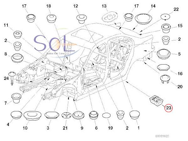 【楽天市場】BMW E83 X3 E85 E86 E89 Z4 ジャッキポイント リフトサポート 2.5i 3.0i