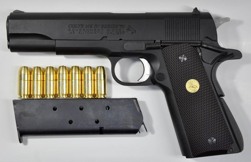 caw ignition model gun
