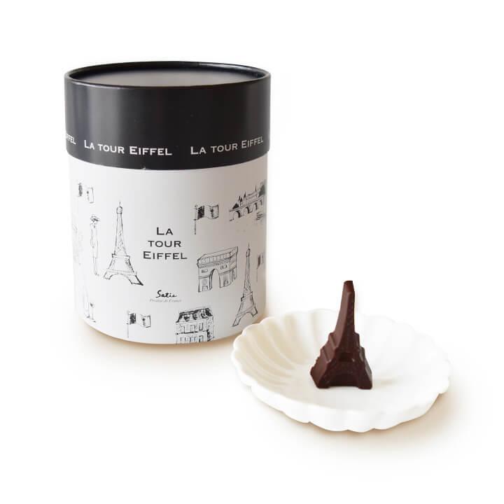 【楽天市場】Satie サティー チョコレート エッフェルショコラ 12個入り:Satie サティーチ...