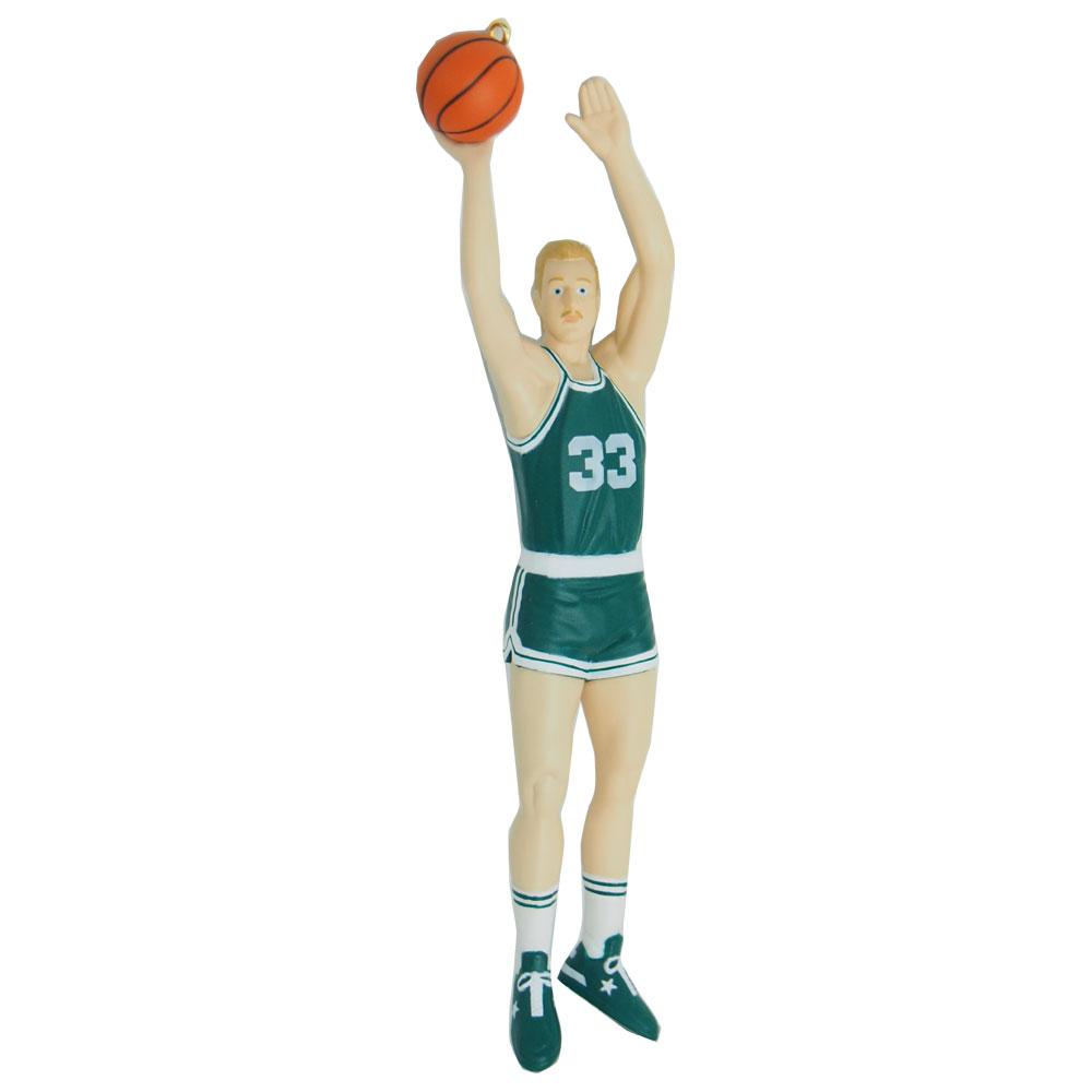 Boston Celtics Christmas Ornaments