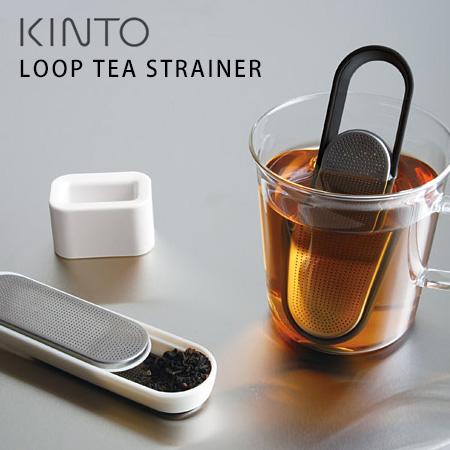 【楽天市場】KINTO LOOP TEA STRAINER ループティーストレーナー /キントー 【ポイン...