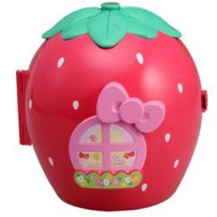 Play Kitchens For Sale Kitchen Hood Vents Suzukatu 趣味玩具玩具小枝陈聊天集合你好凯蒂草莓厨房的房子 娃娃和