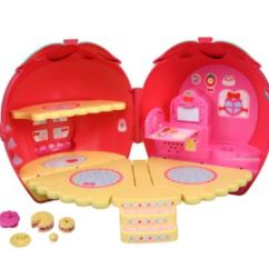 Play Kitchens For Sale Rustic Kitchen Tables And Chairs Suzukatu 趣味玩具玩具小枝陈聊天集合你好凯蒂草莓厨房的房子 娃娃和