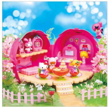 play kitchens for sale self sharpening kitchen knives suzukatu 趣味玩具玩具小枝陈聊天集合你好凯蒂草莓厨房的房子 娃娃和