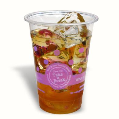 design cup pink 500