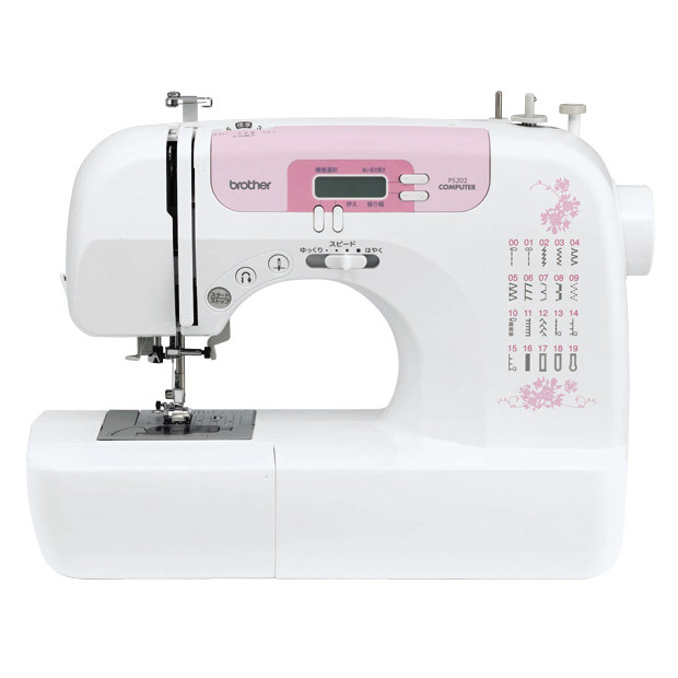 Japan Telphone shopping: 兄弟計算機縫紉機PS202   日本樂天市場