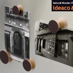Kitchen Magnets Sink Drop In Thewind Ideco Ideaco 德国生产 山毛榉 文具 固体 自然 温暖