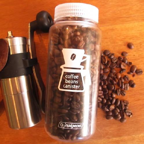 【楽天市場】ナルゲン コーヒービーンズキャニスター 150g 500ml 91280:TOPPIN