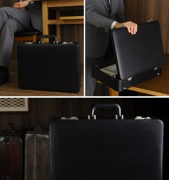 men business case dial lock business bag light  [ 800 x 1136 Pixel ]