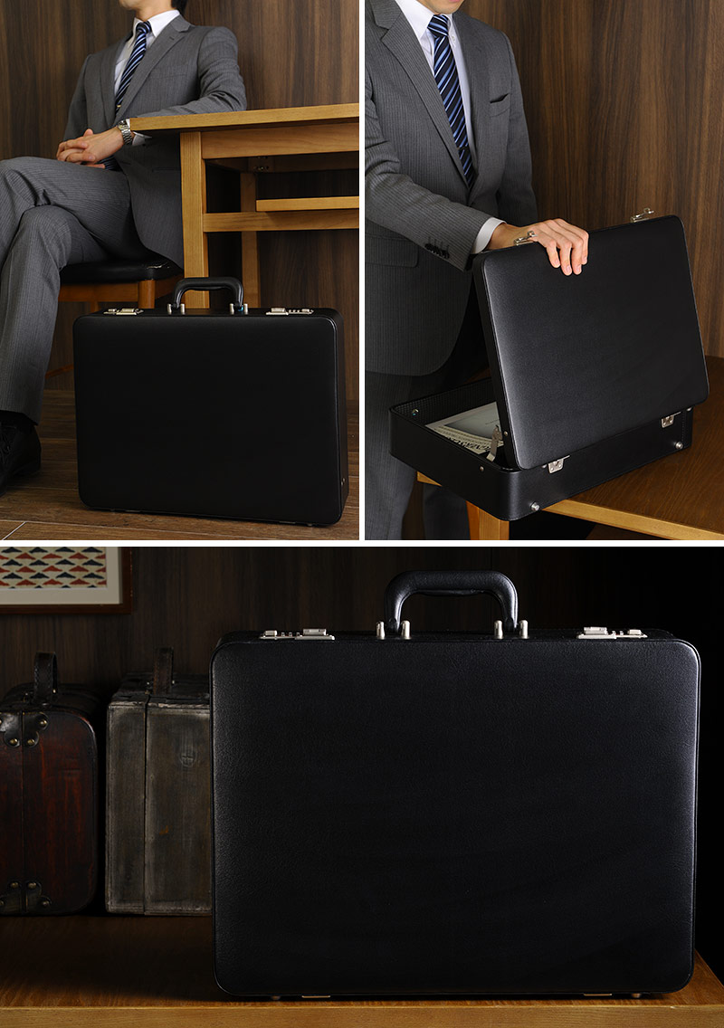 hight resolution of  men business case dial lock business bag light