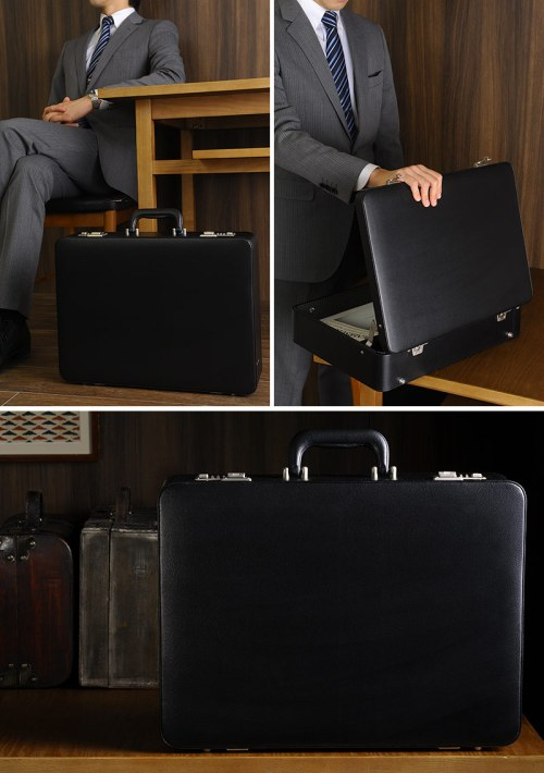 small resolution of  men business case dial lock business bag light