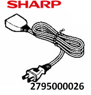 Useful Company: SHARP genuine electric Thermo pot, AC cord