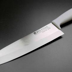 Titanium Kitchen Knives Wall Panels V Road Japan Diamond Santoku Knife 19 Cm Rakuten Global