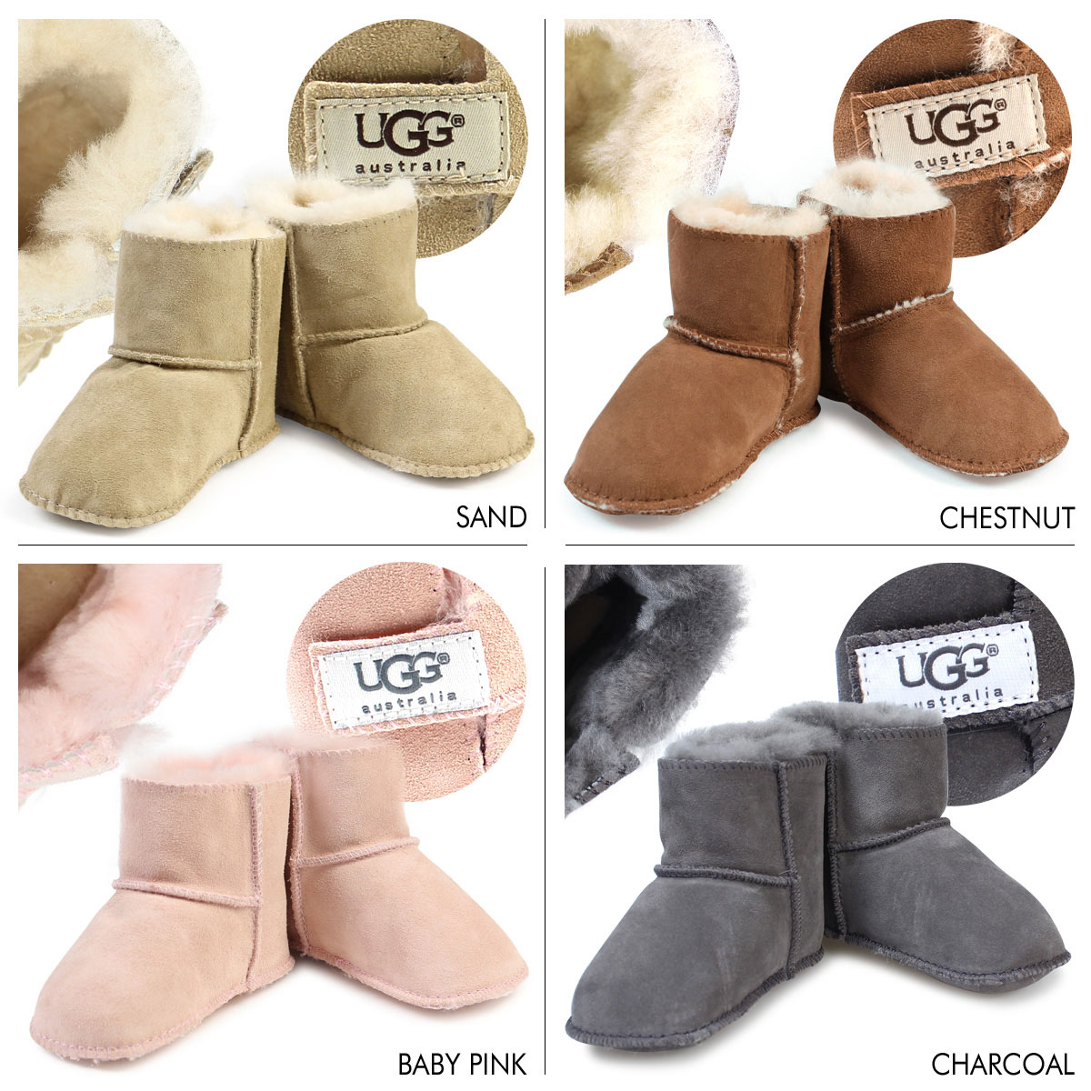 3aed3a4354a Infant Baby Uggs