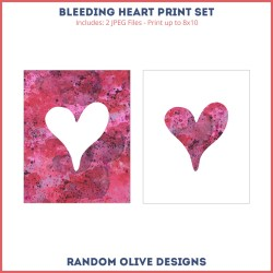 Digital Print Set - shop.randomolive.com