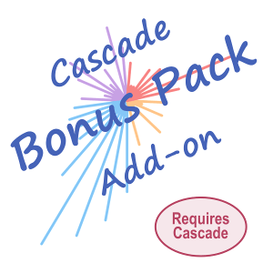 Cascade team strengths reports enhance bonus pack