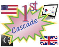 Gallup Cascade US UK 1st