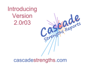 Cascade new features