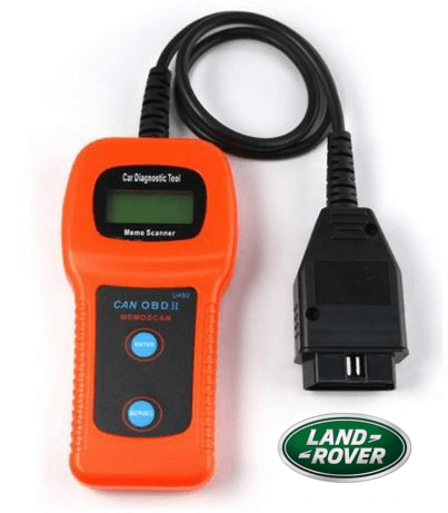 land rover fault scanner