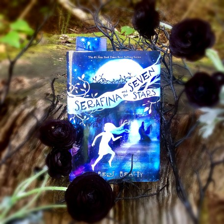 Book 4 in the #1 New York Times Best-Selling series by Robert Beatty and Disney Hyperion.