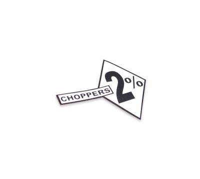 2% Choppers Magnets