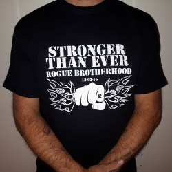 STRONGER THAN EVER T-shirt