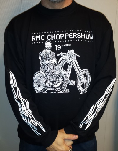 19th RMC Choppershow Sweater