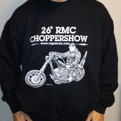 26th RMC Choppershow Sweater