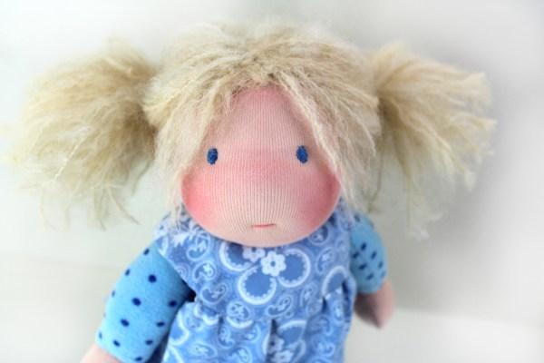 Muckelche Puppe Silja