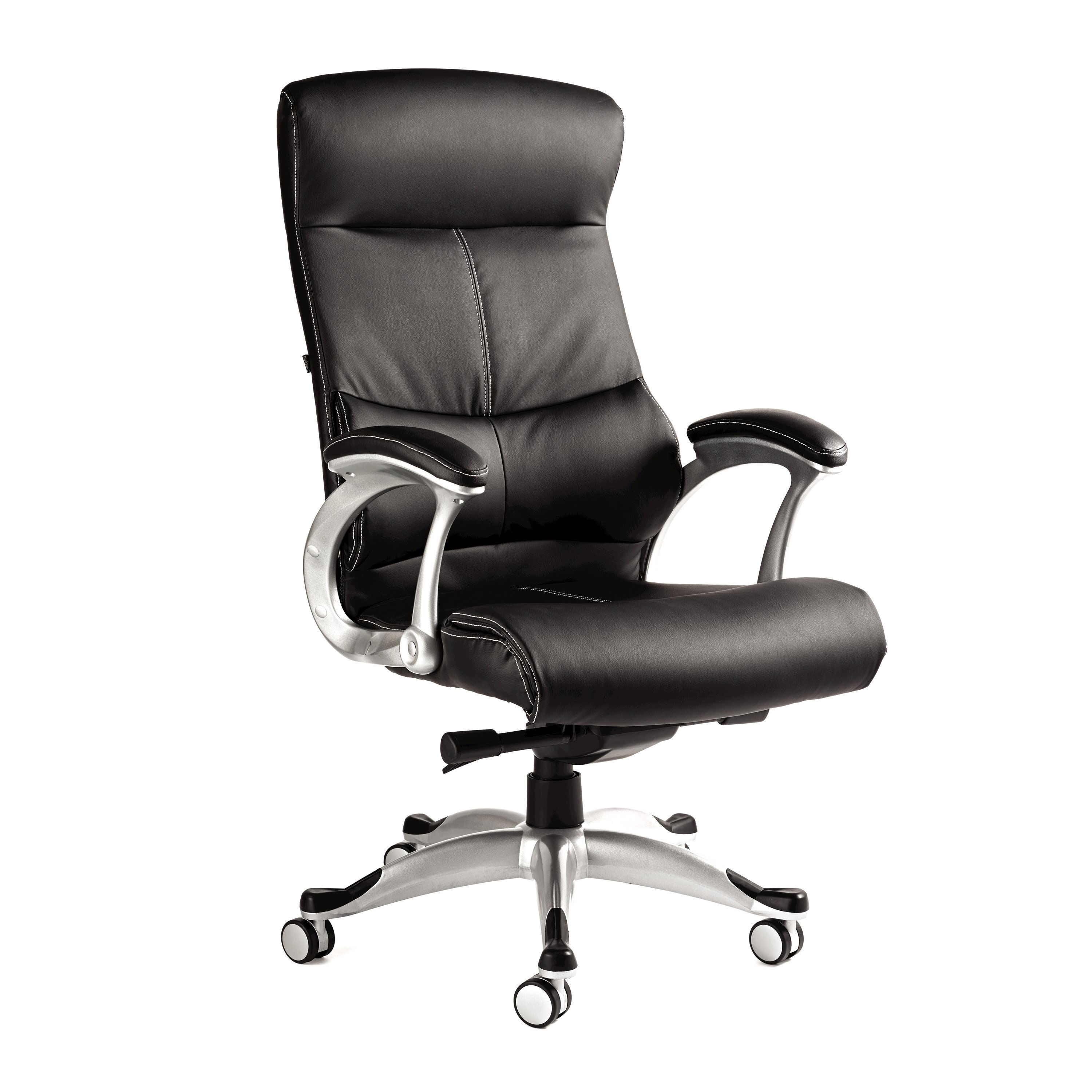 Hover Round Chairs Samsonite Singapore Premium Bonded Leather Chair