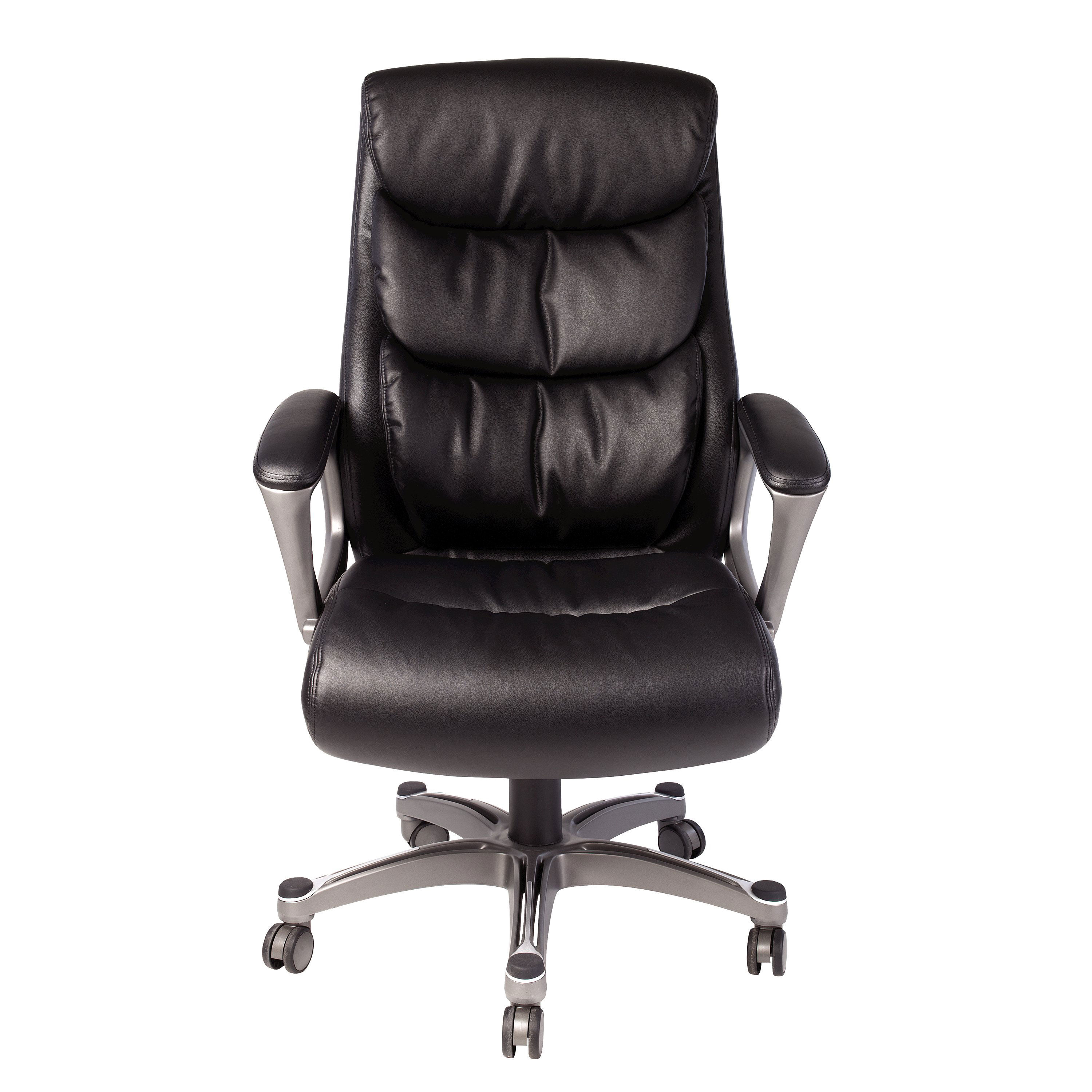 rialto black bonded leather chair where to hire tables and chairs samsonite lisbon