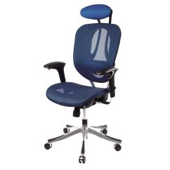 Desk Chair Blue French Leather Club Best Of Office Rtty1