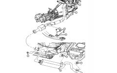 SasquatchParts.com™ Muffler Delete Kit (DIY 2.5″ Turbo