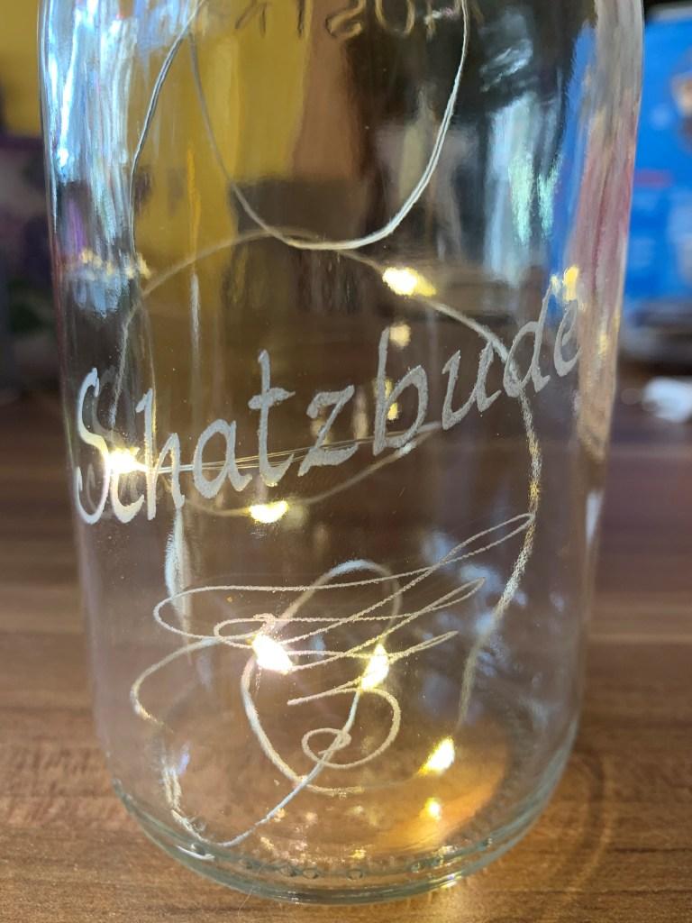 Mostra-Flaschengravur