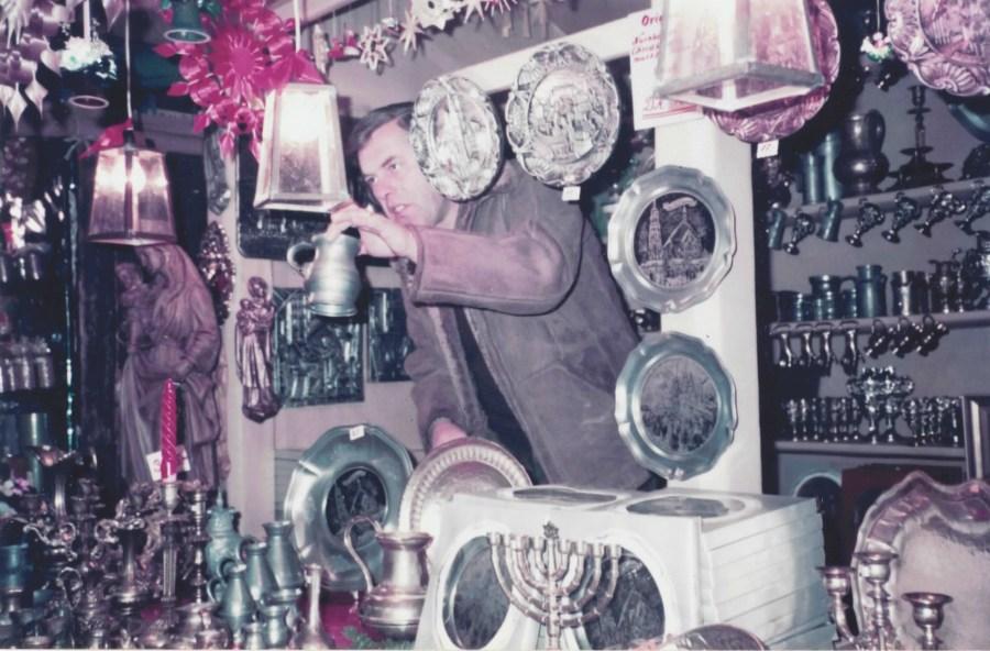 Bilder 40 Jahre Christkindlesmarkt