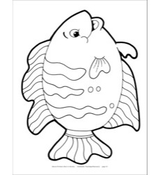 Fish 2 Reproducible Pattern by