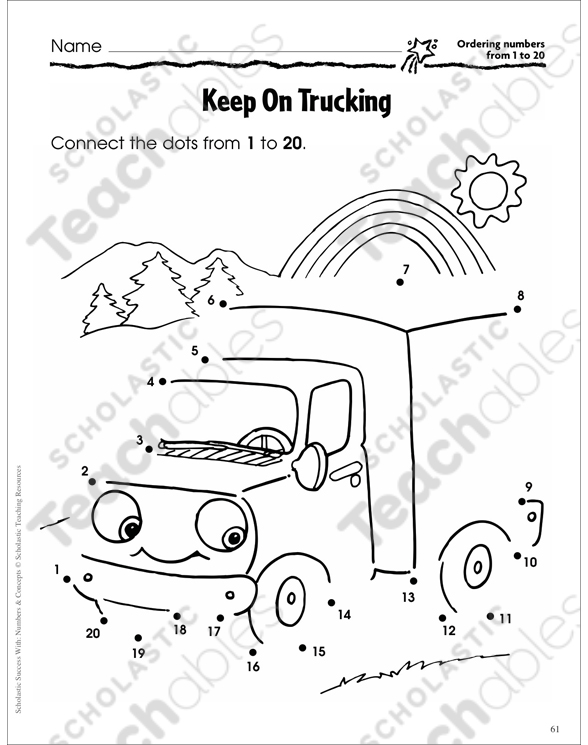 Summer Stay-on-Track Pack Between Grades K and 1 by
