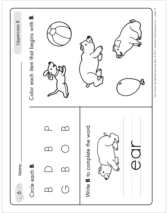 Now I Know My Alphabet Learning Mats by Lucia Kemp Henry