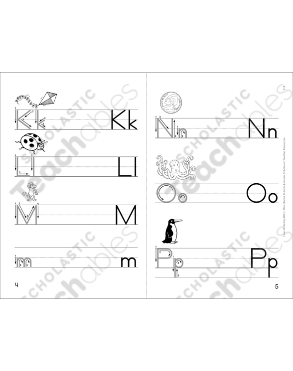 Alphabet Pack by