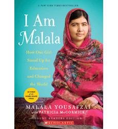 I Am Malala (Young Reader's Edition) by Malala Yousafzai