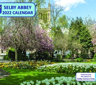 2022 Selby Abbey Calendar
