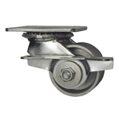 Chair Casters Threaded Stem Steelcraft High 3-1/4