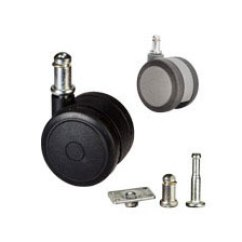 Chair Casters For Hardwood Floors Farm Table And Chairs The Best Floor Safe Soft Rubber
