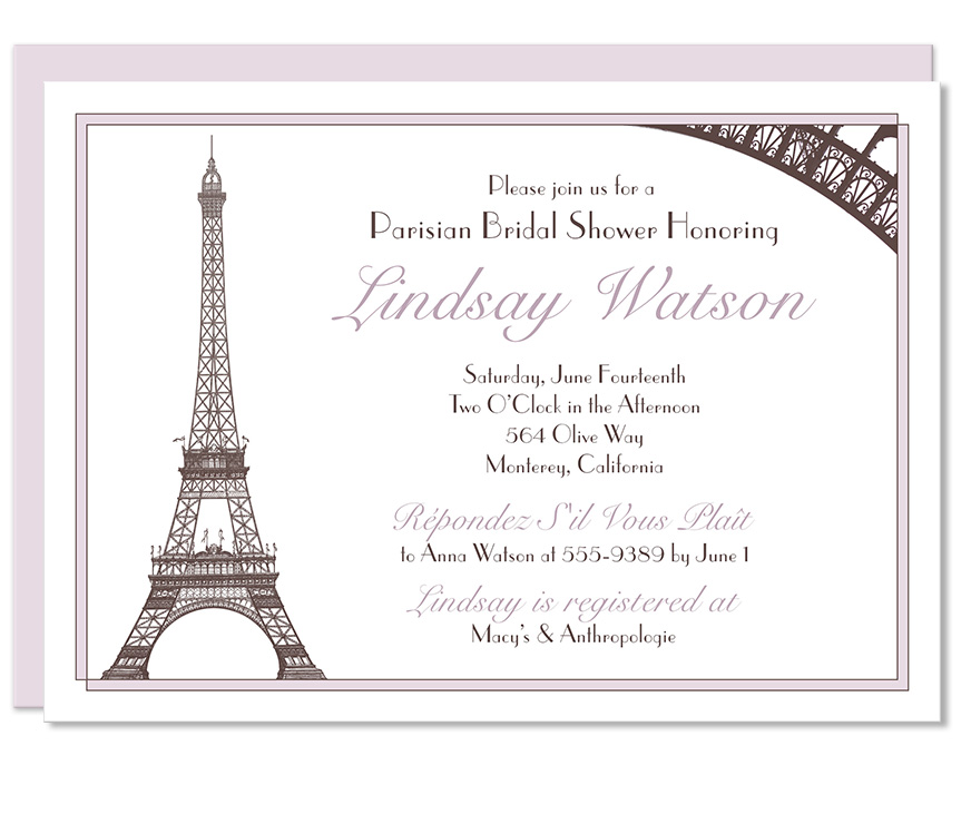 Lavender french paris complete collection printable bridal shower lavender french paris complete collection printable bridal shower invitation filmwisefo