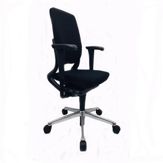 refurbished bureaustoelen; Ahrend 230 hoge rug