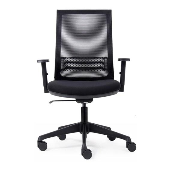 bureaustoelen EN-1335; Canillo bureaustoel netwave