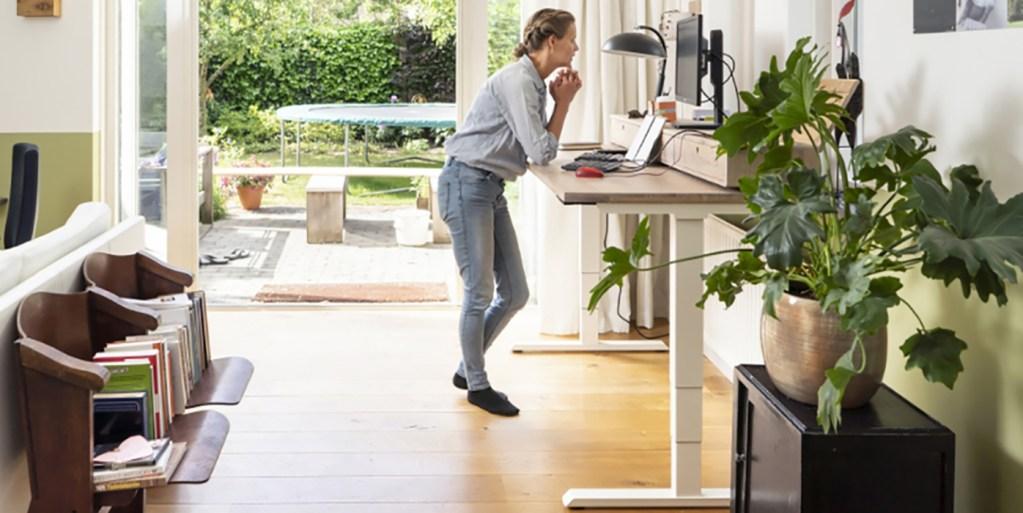 Ergonomische thuiswerkplekken